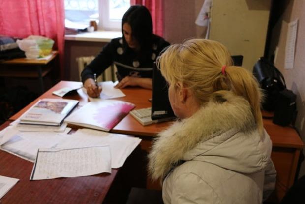 В Славянске задержана женщина, которая оставила своих детей замерзать дома