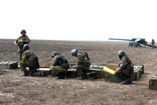 Под Мариуполем взрывы, но это учения силовиков АТО