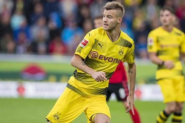 Ярмоленко забил гол за «Боруссию» в матче на Кубок Германии