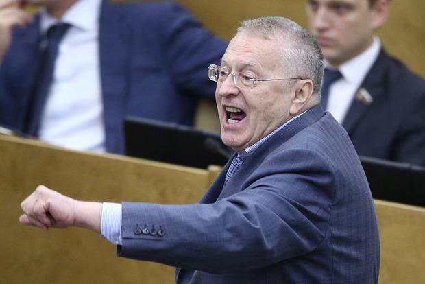 Одиозный Жириновский отреагировал на обвинения ГПУ