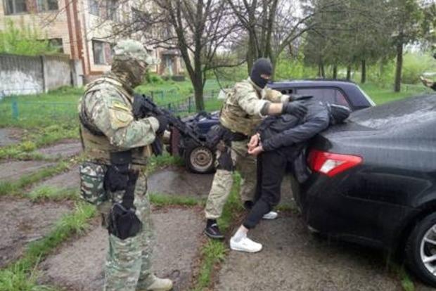 В Полтавской области задержан торговец оружием