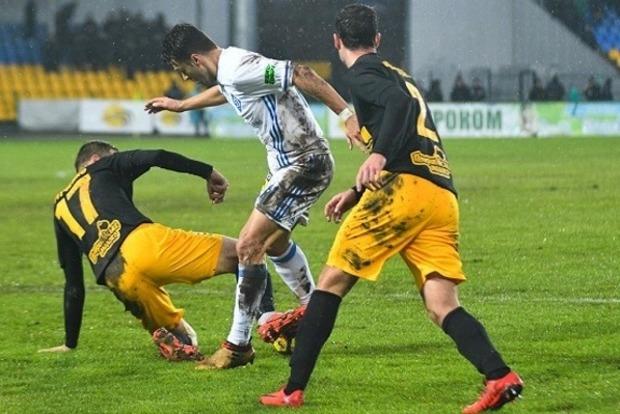 Александрия— Динамо 0:0 Обзор матча