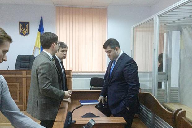 Суд оголосив перерву поНасірову на місяць