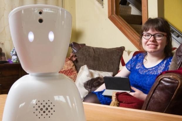 Больных детей в школах теперь могут заменять роботы