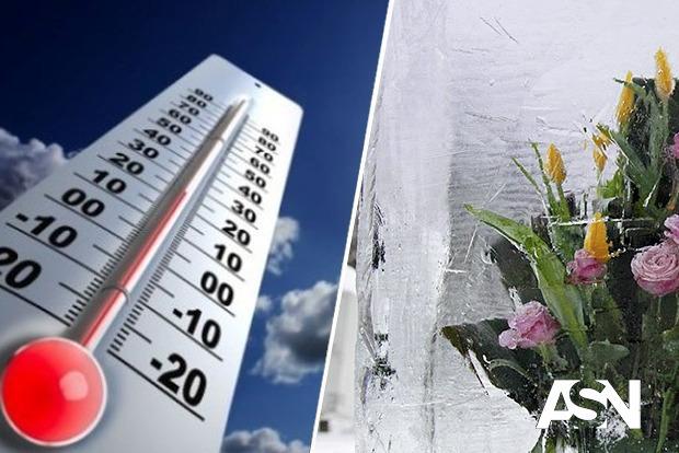 Кто жару заказывал? Синоптики назвали дату потепления на фоне первого летнего снега
