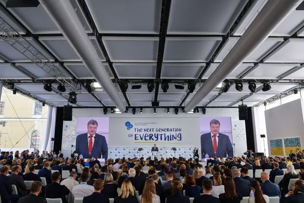 Порошенко: метою Кремля є окупація всього Азовського моря