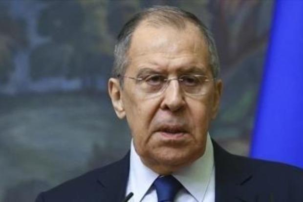 Лавров: Западные страны не допускают «горячей войны» с Россией