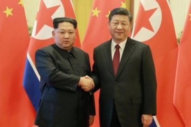 Ким Чен Ын просит Китай снять санкции с КНДР