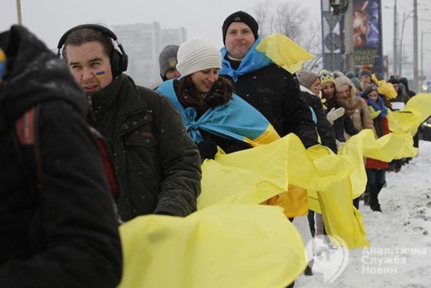Объединить Украину в 97-й раз