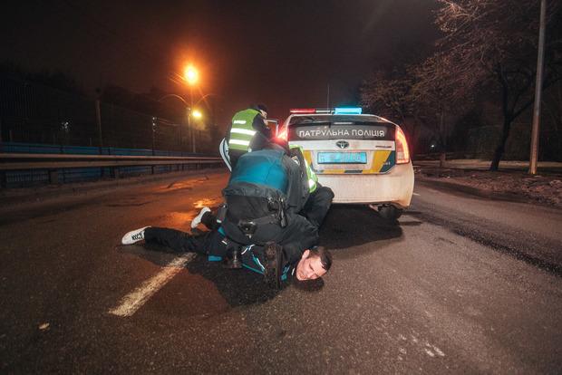 Пьяный водитель после ДТП собирался изнасиловать полицейских