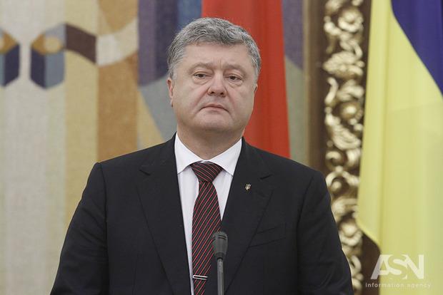 Порошенко рассказал, почему пограничники не применили оружие против сторонников Саакашвили