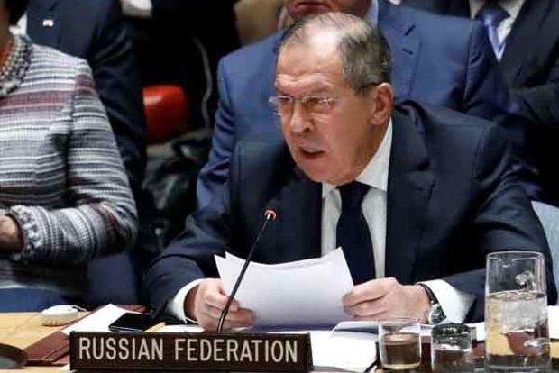 Лавров в Нью-Йорке: Россия уже поставляет в Сирию ЗРК С-300