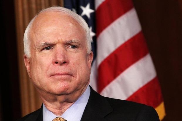 Маккейн отказался ехать наблюдателем на выборы в оккупированный Луганск
