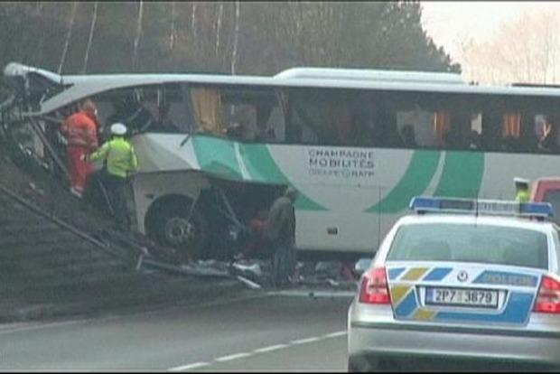 В Сербии в ДТП погибли пять туристов из Словакии, еще десятки травмированы