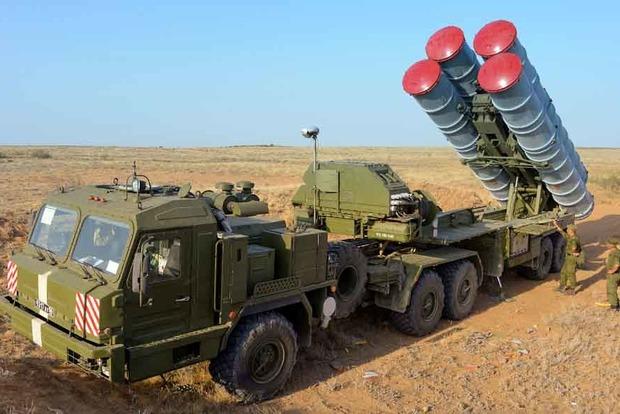 Турция заплатила России за зенитно-ракетные комплексы
