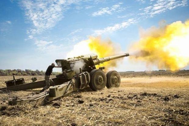 Запрошлые сутки наДонбассе ранены два солдата ВСУ— штаб АТО
