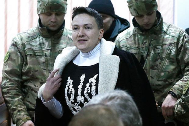 В Кремле рассказали о «вербовке» Савченко спецслужбами РФ