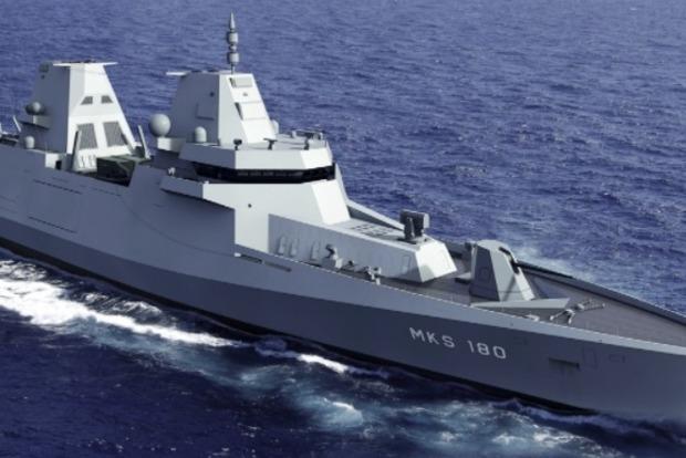 Почему все военные корабли красят в серый цвет