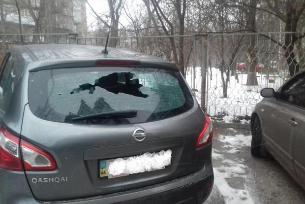 Поліція кваліфікувала вибух автівки уХаркові якпосягання нажиття правоохоронця