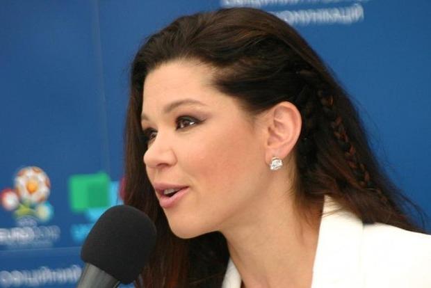 Руслана разоткровенничалась о песне победителя Евровидения-2018