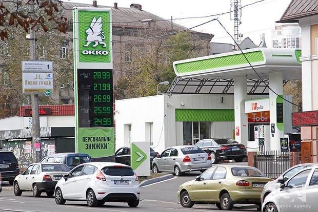 АМКУ взялся за поднятия цен наукраинских АЗС