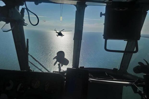 Генштаб ВСУ усилил военное присутствие в Азовском море