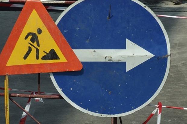 На выходных проспект Победы возле Шулявского путепровода будет полностью перекрыт