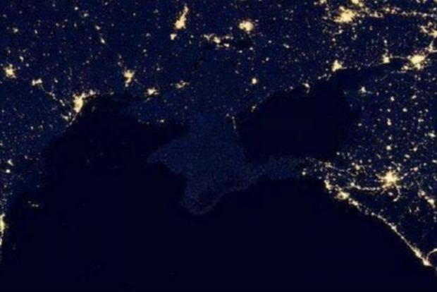 В оккупированном Крыму будут серьезные перебои с электроснабжением