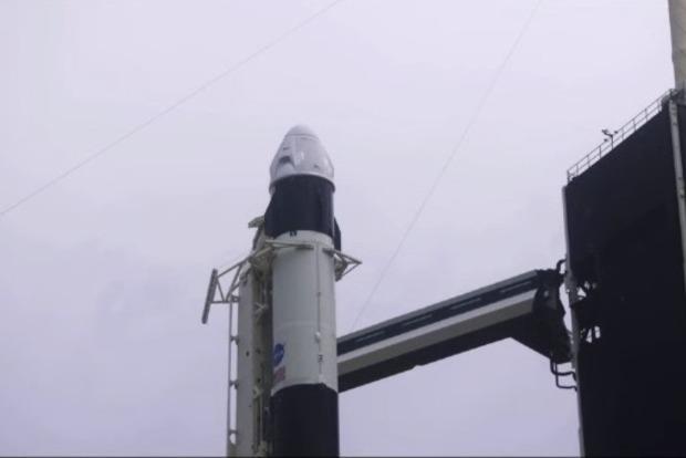 SpaceX: запуск отменен