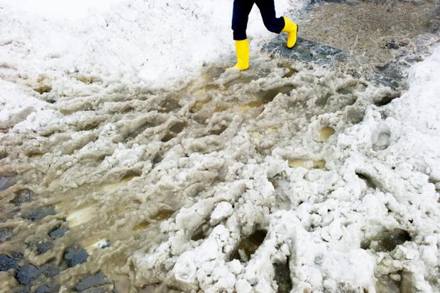 Снегопад имороз. ВНью-Йорке ввели режимЧС из-за непогоды