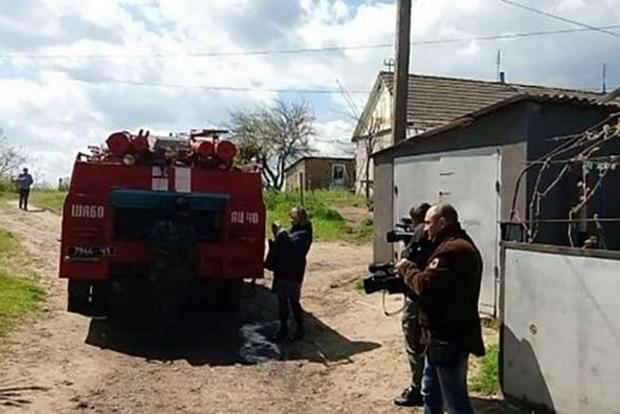 ГСЧС назвала вероятную причину пожара в Одесской области, в котором погибли шестеро детей