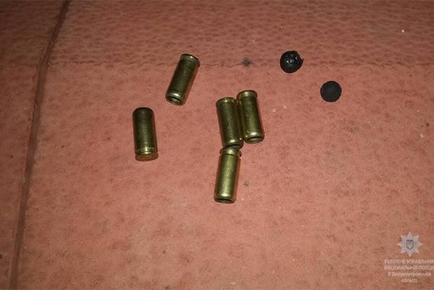 Пьяный мужчина расстрелял посетителей кафе в Кривом Роге