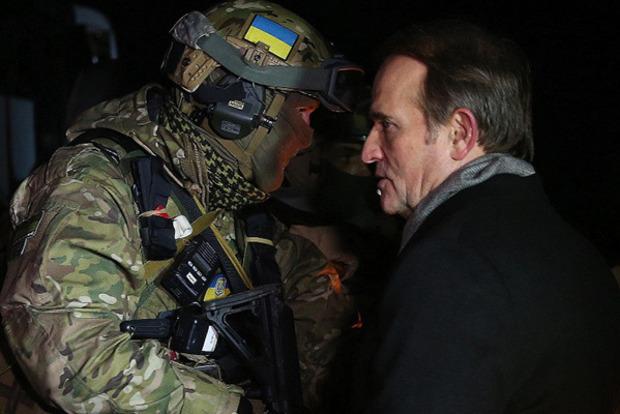 Медведчук рассказал, как повлияет переворот в Луганске на обмен пленными