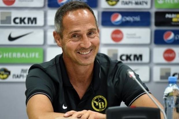 «Динамо» отправилось наматч Лиги Европы с«Янг Бойз»