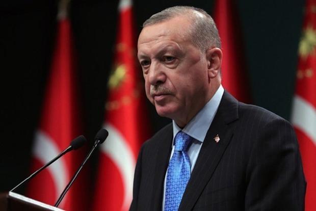 Турция объявила районы с пожарами зонами бедствия