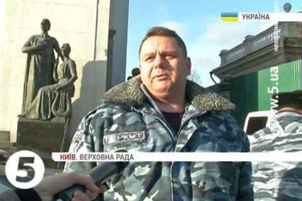 Муниципальную полицию Днепра возглавил «беркутовец» времен Майдана