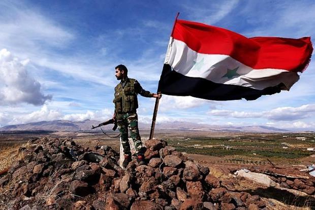 В Кремле отреагировали на предложение ввести войска в Сирию