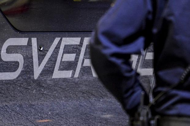 В пригороде Стокгольма прогремел взрыв