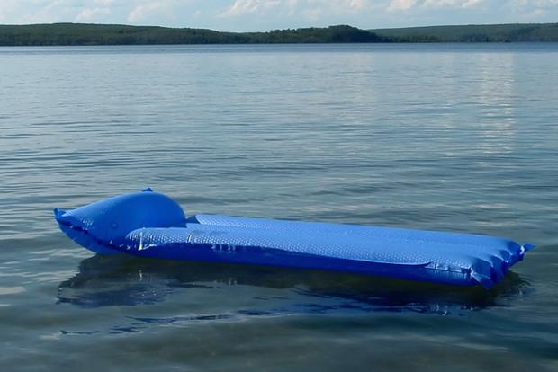 На курорте Херсонской области женщину с ребенком унесло в открытое море