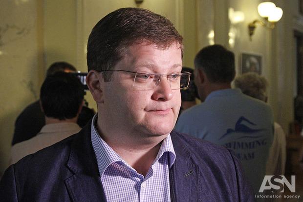 Украинский народный депутат стал вице-президентом ПАСЕ