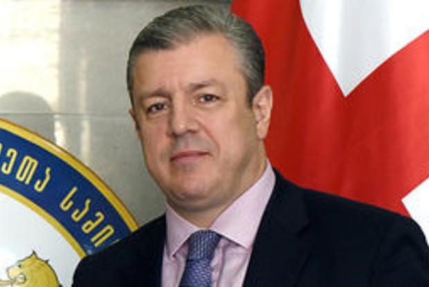 Прем'єр Грузії пояснив свою відставку
