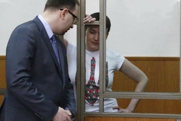 Полозов: Политическая часть вопроса освобождения Савченко уже решена