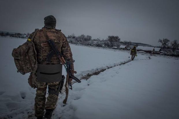 Сутки в ООС: ранены двое военных, двое боевиков уничтожены