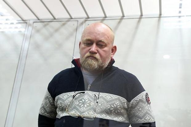 Грицак: Боевики внесли Владимира Рубана в список на обмен