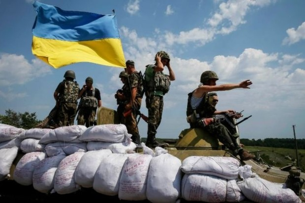 За сутки в зоне АТО погиб один боец ВСУ, 7 получили ранения