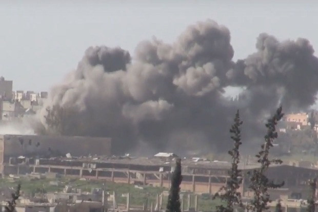 Башар Асад знал о готовящемся ракетном ударе США