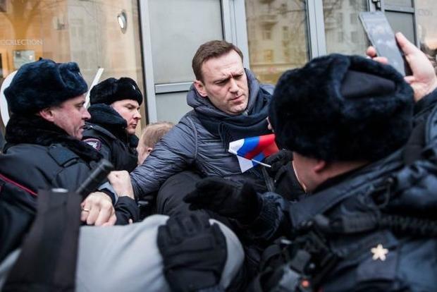 Навальный подпортит настроение Путину перед инаугурацией