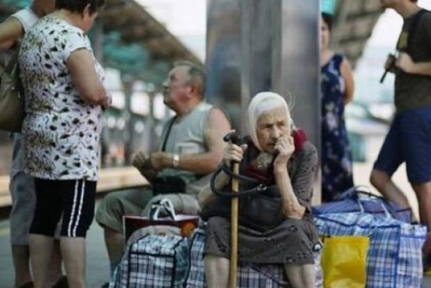 Переселенцы возвращаются в оккупацию из-за отсутствия денег — ООН