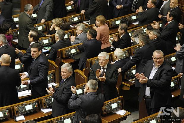 Окружной админсуд Киева открыл производство по иску о запрете «Партии регионов»