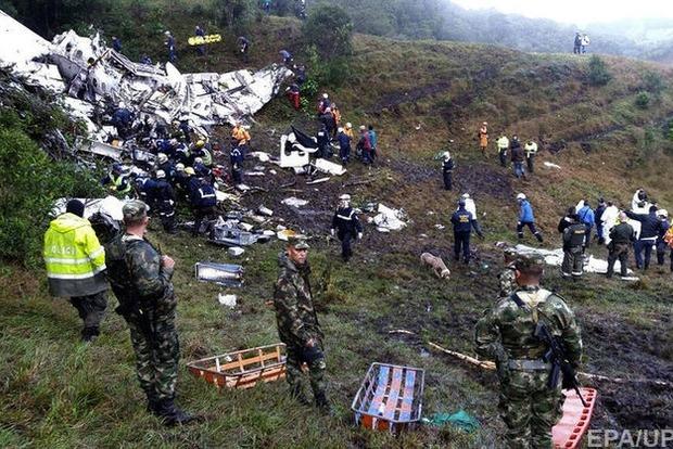 Самолет в Колумбии потерпел крушение из-за нехватки топлива